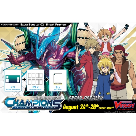 CFV Champions of the Asia Circuit Booster