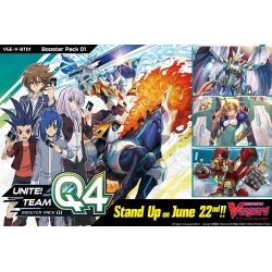 CFV Unite! Team Q4 Booster Pack