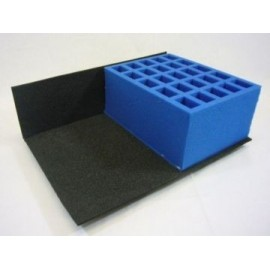 M Format - 25 compartments, 110mm deep