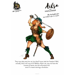 Ailsa, the Highlander