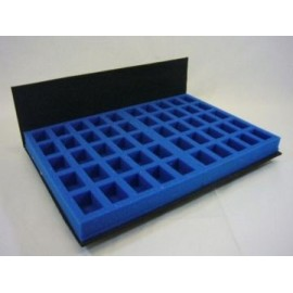 M Format - 50 compartments, 23mm deep