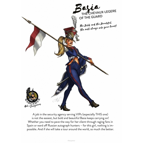 Basia, the Chevaux-legere of the Guard