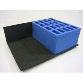 N Format - 20 compartments, 110mm deep