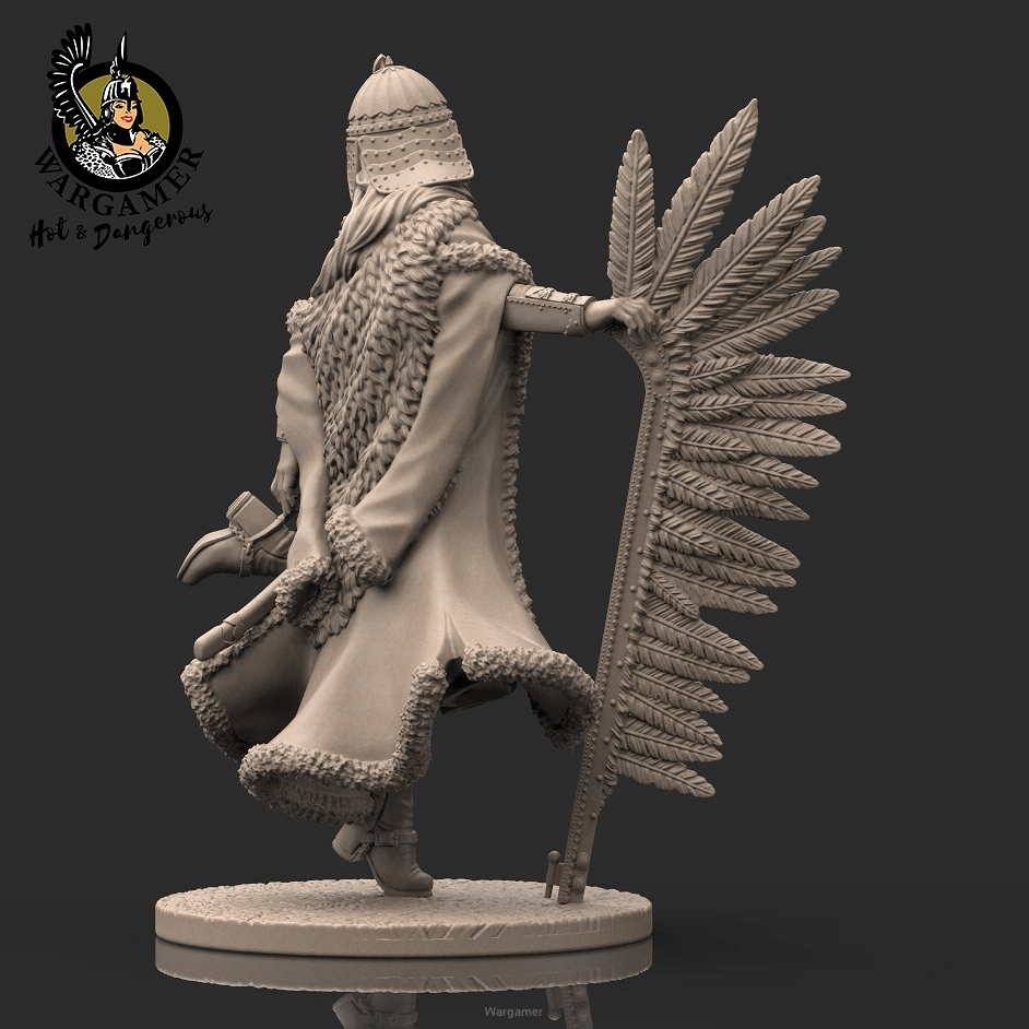 Winged Avatars Of Memory And Return >> Olenka The Winged Hussar Hot Dangerous Specialist