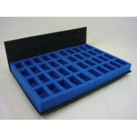 N Format - 40 compartments, 23mm deep