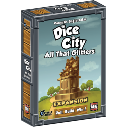 Dice City: All That Glitters Exp