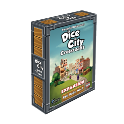 Dice City: Crossroads Exp