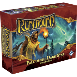 RuneBound 3rd Edition: Fall of the Dark Star Scenario Pack