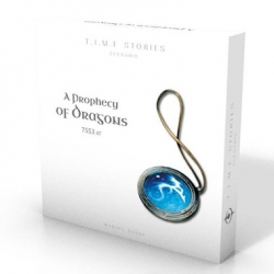 Prophecy of Dragons Case: Time Stories Exp