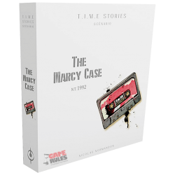 The Marcy Case 1992 NT: Time Stories Exp.