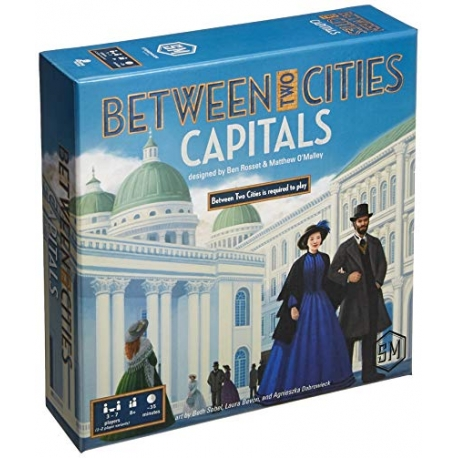 Capitals: Between Two Cities expansion