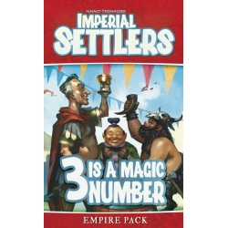 3 is a magic number: Imperial Settlers Empire Pack Exp