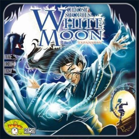 Expansion White Moon: Ghost Stories Exp