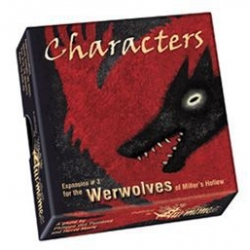Werewolves of Miller's Hollow Character Expansion