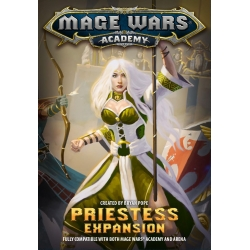 Priestess Mage Wars Academy Exp.