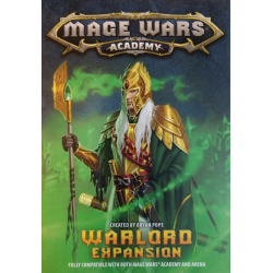 Warlord Expansion: Mage Wars Academy