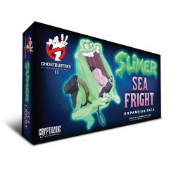 Slimer Sea Fright Expansion Ghostbusters 2
