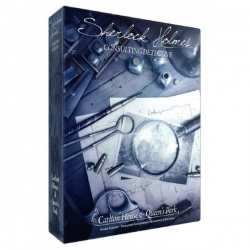 Carlton House & Queen's Park - Sherlock Holmes: Consulting Detective