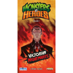 Monsters Vs. Heroes Vol 1: Victorian Nightmares