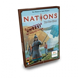 Unrest: Nations The Dice Game