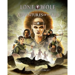 Adventures of the Kai: Lone Wolf Adventure Game