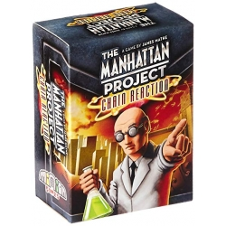 Chain Reaction: Manhattan Project Card Game