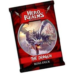 Dragon Boss Deck: Hero Realms Exp. CDU