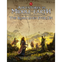 The Road Goes Ever On: Adventures in Middle-Earth
