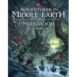 Mirkwood Campaign: Adventures in Middle-Earth