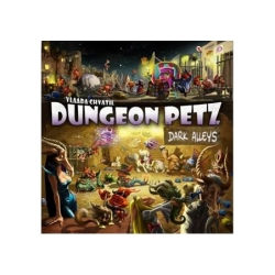 Dark Alleys: Dungeon Petz exp