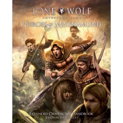 Heroes of Magnamund - Lone Wolf Adventure Game