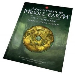 Eaves of Mirkwood and Loremaster's Screen: Adventures in Middle-Earth