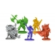 The Iron Inquisition Heroes Set 1: Second Tide Rum And Bones