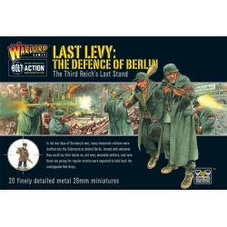 Last Levy The Defence of Berlin