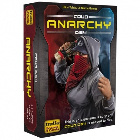Anarchy: Coup Rebellion G54 Exp