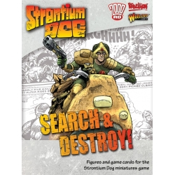 Strontium Dog: Search & Destroy!