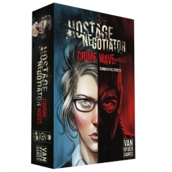 Crime Wave: Hostage Negotiator (Standalone Game & Storage Box)