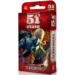 Scavengers: 51st State Exp