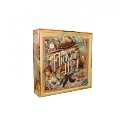 Flick 'em Up - Deluxe Wooden Box