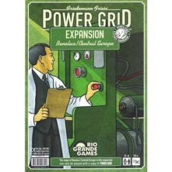 Power Grid Exp: Central Europe
