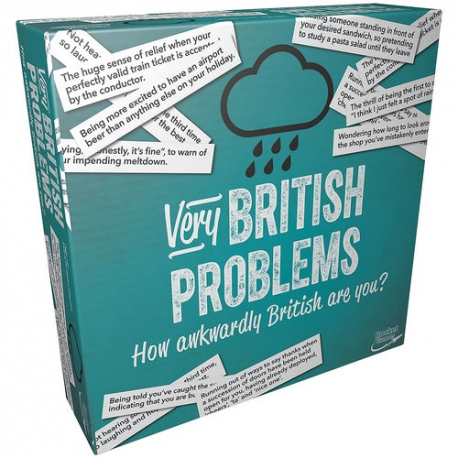 Very British Problems Card Game
