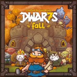 Empires: Dwar7s Fall expansion (7 players) (Dwarves Fall)