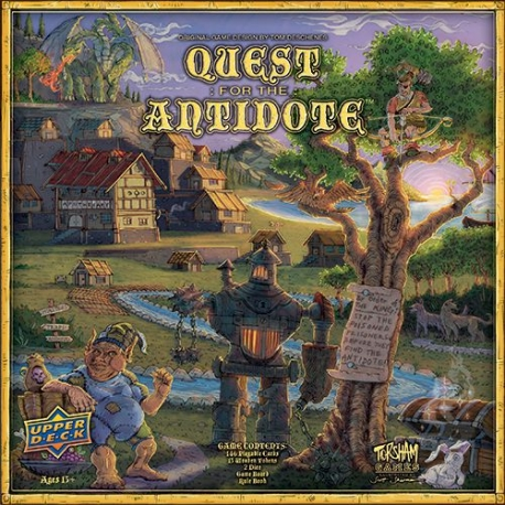 Quest for the Antidote