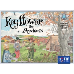 Keyflower - The Merchants Exp