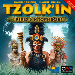 Tribes & Prophecies: Tzolk'in Exp