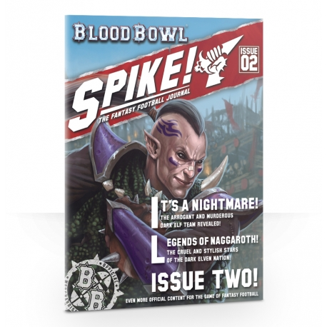 Spike! Journal: Issue 2 - English