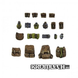 Guardsmen Backpacks and Pouches