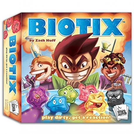 Mini Expansion: Biotix Exp. (Limited Release)