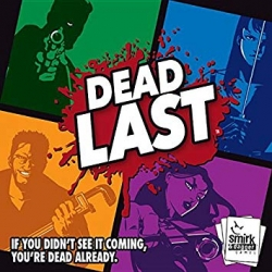 Dead Last (Boxed Card Game)