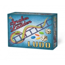 Snakes & Ladders / Ludo Retro